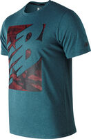 Camiseta NB Heathertech