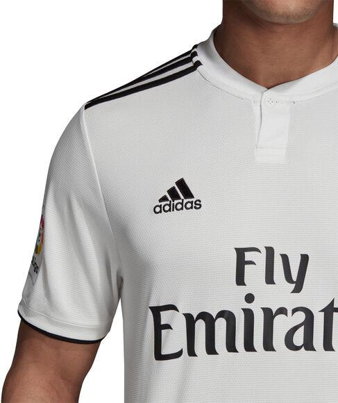 ADIDAS - Camiseta fútbol Real Madrid adidas temporada 2018-2019 H JSY LFP 946e737ae30