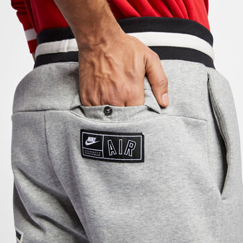 Nike Air Fleece Pants hombre Negro