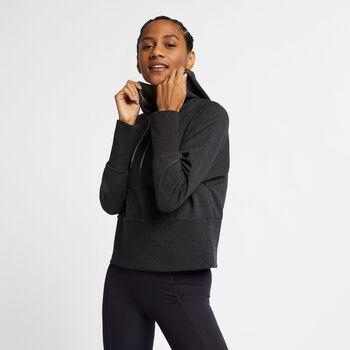 Nike  STUDIO PO HOODIE VERSA mujer Negro