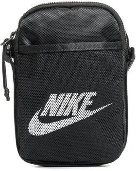 Nike Bolsa Bandolera Heritage hombre Negro