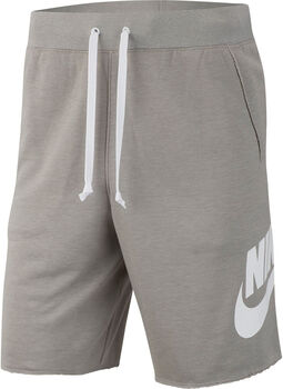 Nike M NSW HE SHORT FT ALUMNI hombre Gris