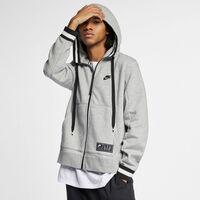 Sudadera de lana con capucha y cremallera completa Nike Air
