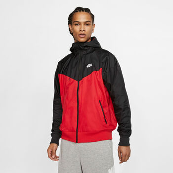 Nike Chaqueta NSW Windrunner hombre