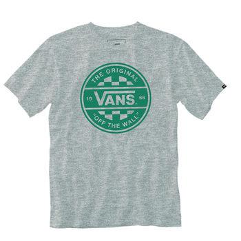 Vans Camiseta Checker CO. II hombre