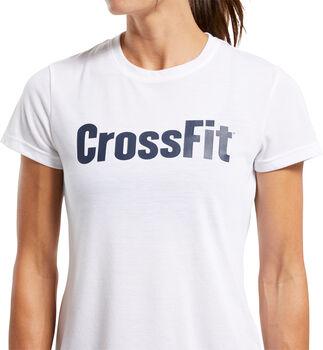 Reebok Camiseta de manga corta CrossFit Read mujer