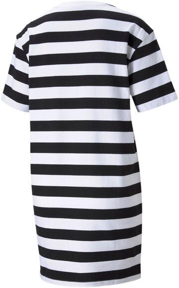 Vestido Summer Stripes AoP