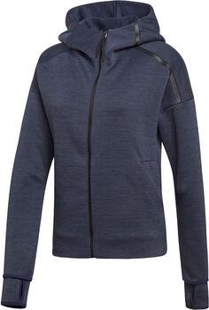 Chaqueta con capucha adidas Z.N.E. Fast Release mujer