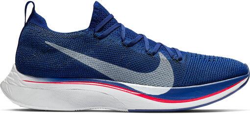 Nike - Zapatillas Vaporfly 4% Flyknit - Unisex - Zapatillas running - Azul - 7,5