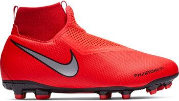 check out d6216 fefa8 Nike Botas de fútbol JR Phantom Vision Academy DF FG MG Púrpura