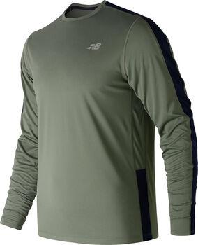 New Balance Camiseta de manga larga Accelerate hombre