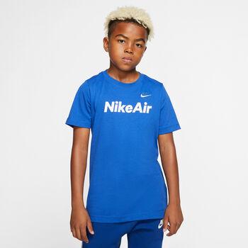Nike Camiseta Manga Corta B NSW AIR C&S Azul