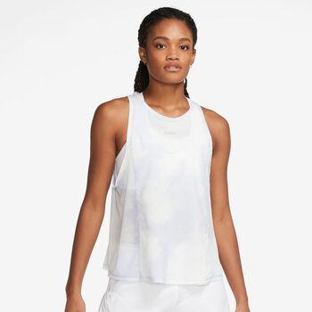 Nike Camiseta Sin Mangas Icon Clash City Sleek mujer Azul