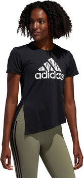 adidas Camiseta manga corta Badge of Sport mujer