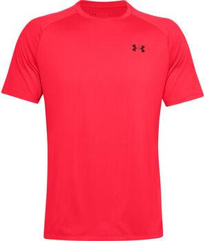 Under Armour Camiseta m/c Tech SS Tee hombre Rosa