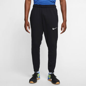 Nike Pantalón de entrenamiento Fleece Dri-FIT hombre Negro