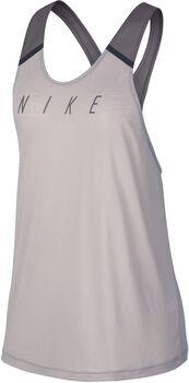 Nike  Breathe Tank Flow Grx Mujer Rojo