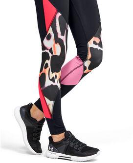 Leggings UA RUSH™ Print Color Block para mujer