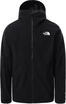 The North Face Chaqueta Campay Shell hombre Negro