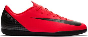 Nike Botas fútbol sala Vaporx 12 Club CR7 IC hombre Rojo