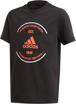 adidas Camiseta manga corta E BOS niño