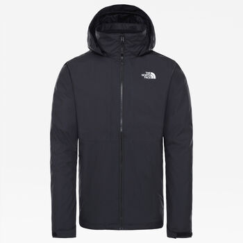 The North Face Chaqueta M Arashi II Triclimate hombre Negro