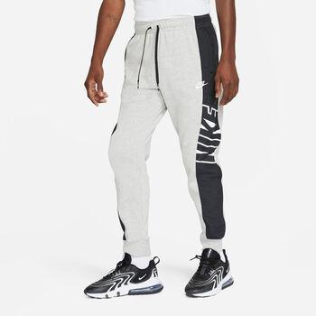 Nike Pantalón French Terry hombre Negro