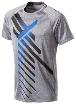 ENERGETICS Massimo Ux Camiseta hombre Gris