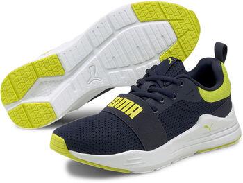 Zapatillas Fitness Puma Wired Run Jr niño