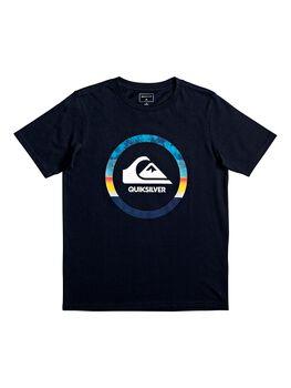 Quiksilver Camiseta m/c SNAKEDRSSYTHII B TEES KVJ0 niño