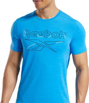 Reebok Camiseta de manga corta Ac Graphic hombre