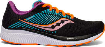 Saucony Zapatillas Running Guide 14 mujer Negro