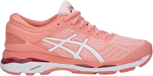 Asics - GEL-Kayano 24 Mujer - Mujer - Zapatillas Running - Naranja - 37