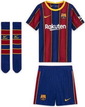 Nike Kit Primera Equipación Fc Barcelona 20/21 Azul