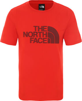 The North Face Camiseta manga corta Extent III Tech hombre Rojo