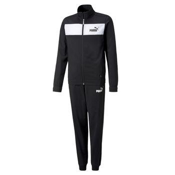 Puma Chandal Poly Suit Cl B Negro