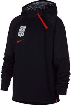 Nike NYR B NK DRY HOODIE QZ Negro