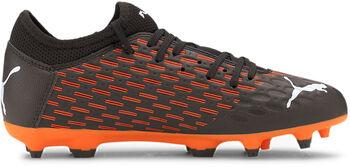Puma Botas de fútbol Future 6.4 FG/AG Jr Negro