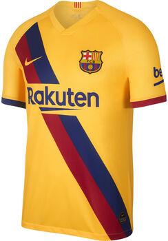 Nike Camiseta m/c FCBNK BRT STAD JSY SS AW hombre Amarillo