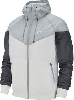 Nike Chaqueta NSW Windrunner hombre Blanco