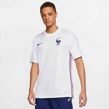 Nike Camiseta fútbol selección Francesa Visitante hombre Blanco