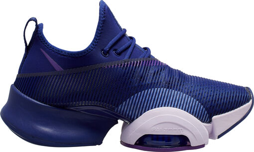 Nike - Zapatilla Nike Air Zoom SuperRep - Mujer - Zapatillas Fitness - Negro - 6