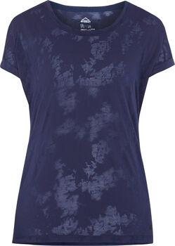 McKINLEY Camiseta Manga Corta Marys III mujer Azul