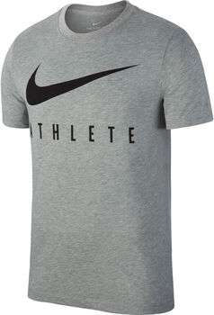 Nike Camiseta m/cNK DRY TEE DB ATHLETE hombre Gris