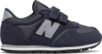 New Balance 420 junior niña Negro