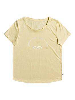 Roxy Camiseta Manga Corta Chasing The Swell mujer