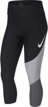 Nike Power Crop mallas  mujer Negro