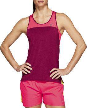 Asics Camiseta m/c LOOSE STRAPPY TANK mujer Rosa