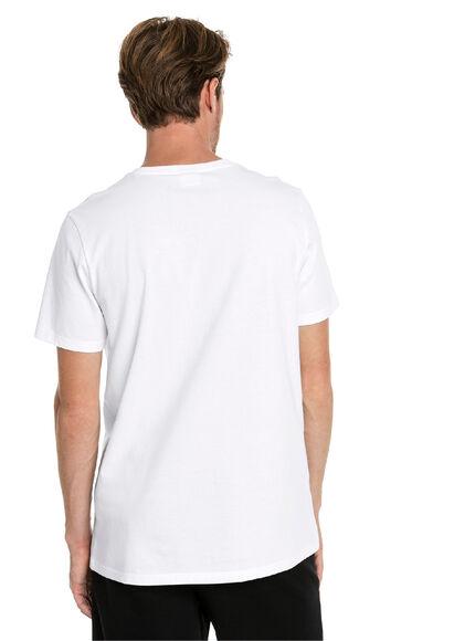 Camiseta Graphic Palms Photo