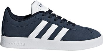 adidas VL Court 2. Zapatilla Niño Azul